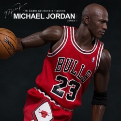 Michael Jordan Series 1 No.23 (1/6 Scale by Enterbay)