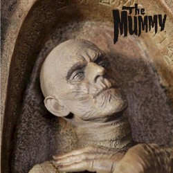 Karloff The Mummy (Premium Format™ Figure)