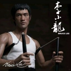 Bruce Lee - Rare Exclusive - (1/4 Scale by Enterbay)