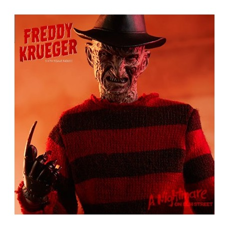 Freddy Krueger - Exclusive (Sixth Scale Figure by Sideshow Collectibles)