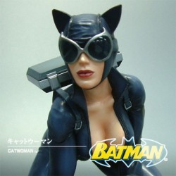 Catwoman - ARTFX Statue - Batman DC Comics (1/6 scale Kotobukiya)