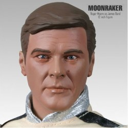 James Bond Moonraker (Sixth Scale Figure by Sideshow Collectibles)