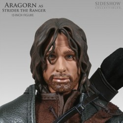 Aragorn as Strider the Ranger (Sixth Scale Figure by Sideshow Collectibles)