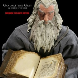 Gandalf the Grey - Exclusive (Sixth Scale Figure by Sideshow Collectibles)
