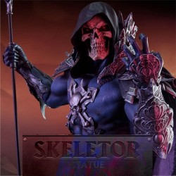 Skeletor (Statue by Sideshow Collectibles)