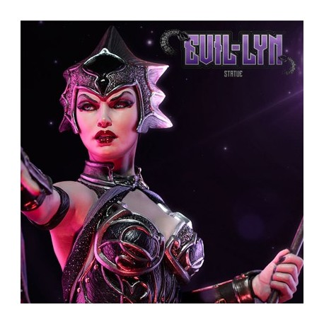 Evil-Lyn (Statue by Sideshow Collectibles)