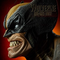 Wolverine (Life-Size Bust by Sideshow Collectibles)