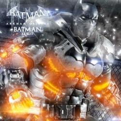 Batman XE Suit - Exclusive (Statue by Prime 1 Studio Batman: Arkham Origins)