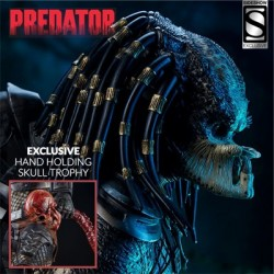 Predator Jungle Hunter - Exclusive (Maquette by Sideshow Collectibles)