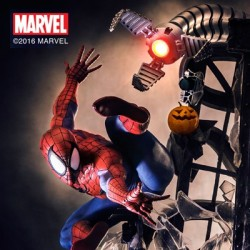 Spider Man (Polystone Statue by Iron Studios Legacy Replica)