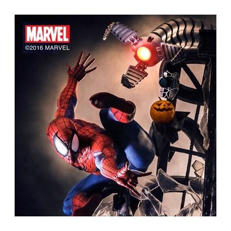 Spider Man (Polystone Statue by Iron Studios Legacy Replica)