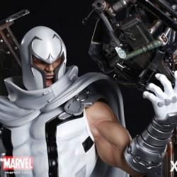 Magneto Marvel NOW! White Version (Fourth Scale Statue by XM Studios)