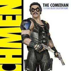 The Comedian Watchmen Movie DC Comics (Sixth Scale Deluxe Figure)