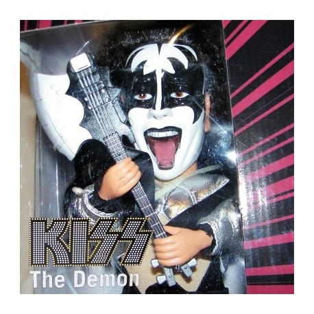 Kiss The Demon Gene Simmons (Soundalikes Action Figure by Gemmy)