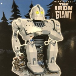 The Iron Giant Animated Coin Bank Trendmasters