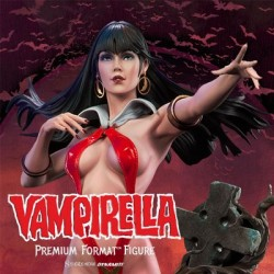 Vampirella (Premium Format™ Figure by Sideshow Collectibles)