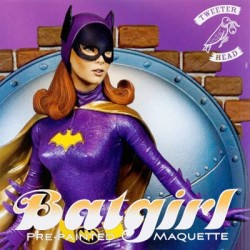 Batgirl Batman Signature Series (Maquette by Tweeterhead)
