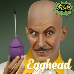 Egghead Batman Classic Collection (Maquette by Tweeterhead)
