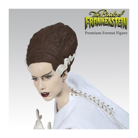 The Bride of Frankenstein Elsa Lanchester (Premium Format™ Figure by Sideshow Collectibles)