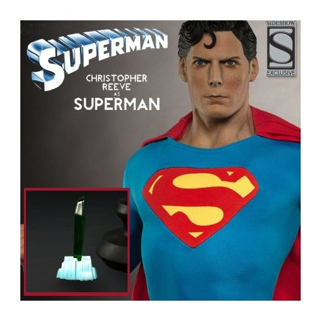 Superman Exclusive (Premium Format™ Figure by Sideshow Collectibles)