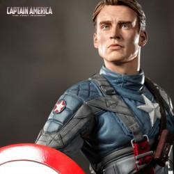 Capitán América (Premium Format™ Figure)
