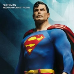 Superman (Premium Format™ Figure by Sideshow Collectibles)