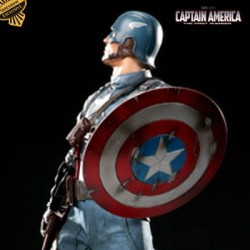 Capitán América - Exclusive (Premium Format™ Figure)