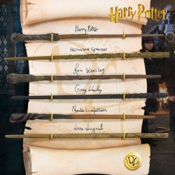 Dumbledore's Army Wand Collection Harry Potter (Prop Replicas by The Noble Collection)