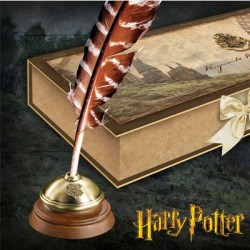 Hogwarts Writing Quill Harry Potter (Prop Replicas by The Noble Collection)