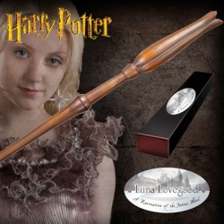 Luna Lovegood Wand Harry Potter (Prop by The Noble Collection)