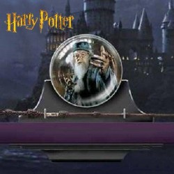Albus Dumbledore Wand Wall Display Harry Potter (Display by The Noble Collection)