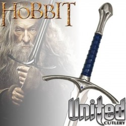 Glamdring Sword Of Gandalf Officially Licensed The Lord of the Rings (Prop Replica by United Cutlery)