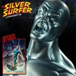 Silver Surfer - Exclusive (Polystone Statue)