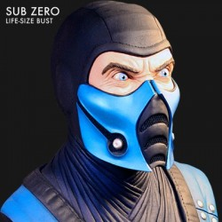 Sub-Zero (Life-Size Bust)