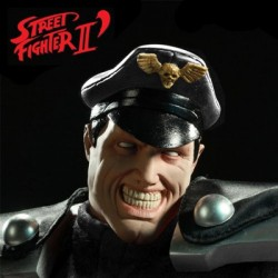 M. Bison - Exclusive (Mixed Media Statue)
