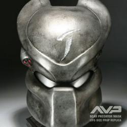 Scar Predator Mask (Prop Replica)