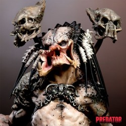 Predator Bad Blood (Statue)
