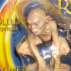 Gollum The Lord of the Rings (Llavero con sonido)