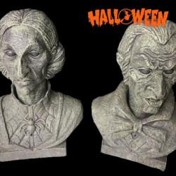 Bustos Parlantes y Animados (Decoración Halloween)