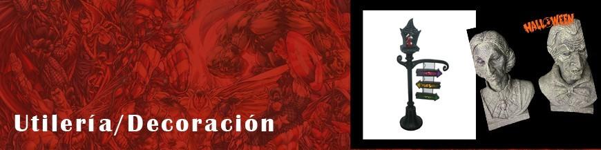Utilería/Decoración